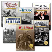 You Choose: History Book Set (Set of 6)