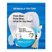 Polar Bear, Polar Bear Book and CD Set