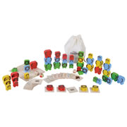 Eco-Friendly Animal Pre-Math Set
