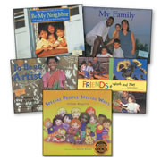 Special People Book Set (Set of 5)