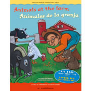 Animals at the Farm - Bilingual Big Book