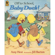 Off to School, Baby Duck! - Paperback