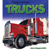Mighty Machines Trucks - Paperback