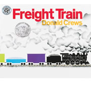 Freight Train (Big Book)