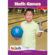 Math Games - Math Big Book