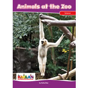 Animals at the Zoo - Science Big Book
