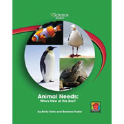 Animal Needs: Who's New at the Zoo? (Level A)
