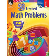 50 Leveled Problems for the Mathematics Classroom