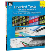 Leveled Texts for Mathematics: Data Analysis and Probability