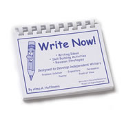 Write Now! Activity Book
