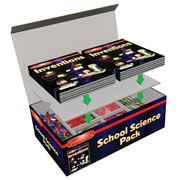 Inventions School Science Pack
