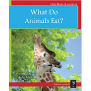 What Do Animals Eat? - Paperback