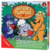 Author's Purpose - Animal Adventures Game