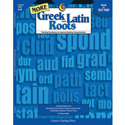 More Greek & Latin Roots