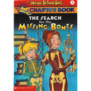 The Magic School Bus: The Search for the Missing Bones - Paperback