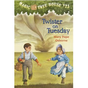 Twister on Tuesday - Paperback