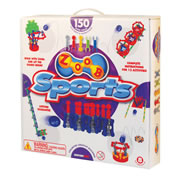 ZOOB® Sport Kit (150 Piece Set)