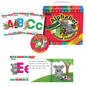Alphabet Animal Friends Boxed Set
