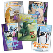 Animal Fairy Tales Big Book Set 1 (Set of 5) - Big Books