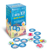 I Sea 10! Math Game