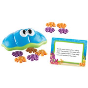 Under the Sea Shells Word Problem Activity Set