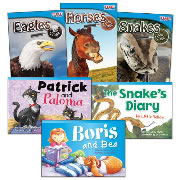 Animal Species Book Set (Set of 6)