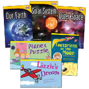 Space Adventures Book Set (Set of 6)