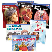 The Human Body Book Set (Set of 6)