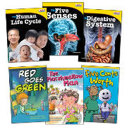 How Our Body Works Book Set (Set of 6)