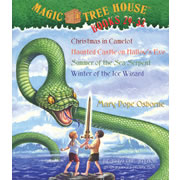 Magic Tree House Read-Along CD (29-32)