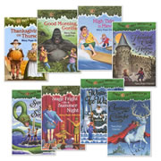Magic Treehouse Book Set (Volumes 25-32)