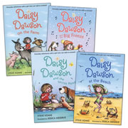 Daisy Dawson Book Set (Set of 4)
