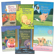 Mercy Watson Book Set (Set of 6)