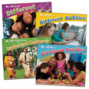 Celebrating Differences Book Set (Set of 4)