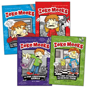 Zeke Meeks (Set of 4)
