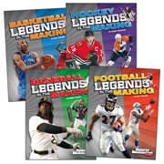 Legends in the Making (Set of 4)