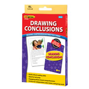 Drawing Conclusions Reading Comprehension Cards