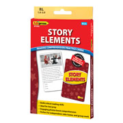 Story Elements Reading Comprehension Practice Cards