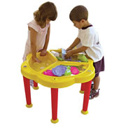 3 Section Sand & Water Table