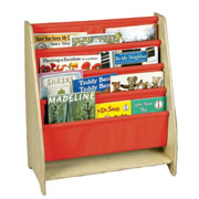 "Cloth Book Display Single Sided (12""D)"