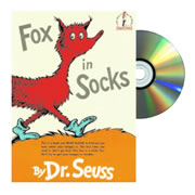 Fox In Socks Book With CD