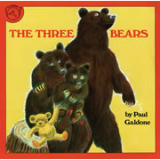 The Three Bears - Paperback