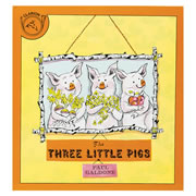 The Three Little Pigs - Paperback
