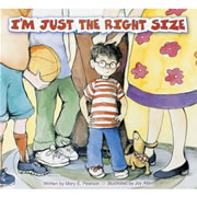 I'm Just The Right Size (Big Book)