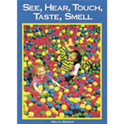 See Hear Touch Taste Smell (Big Book)