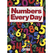 Numbers Every Day (Big Book)