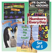 Math Student 5 Book Set - Paperback