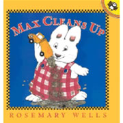 Max Cleans Up - Paperback
