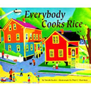 Everybody Cooks Rice (Paperback)