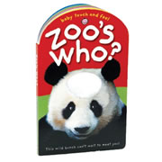 Zoo's Who Board Book